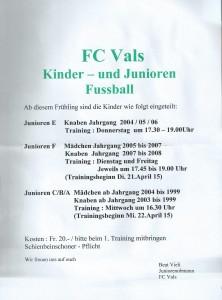 FC Vals 1
